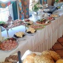 Gourmet-Frühstücksbuffet für Genießer – jeden Sonntag