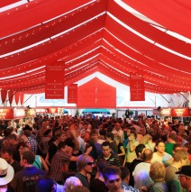 Stoppelmarkt in Hogeback's Festzelt 15.08.-20.08.2019